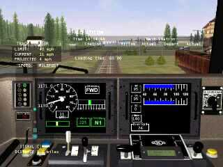 Another variation of the driver aids, this one by Adam Wojcieszyk (drvraids.zip at Train-sim.com).
